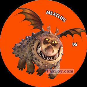 96 Meatlug - METAL TAZO