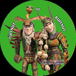 97 Tuffnut & Ruffnut - METAL TAZO
