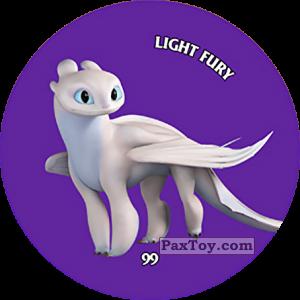 99 Light Fury - METAL TAZO