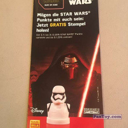 PaxToy Billa 2016 Star Wars Stempel   03