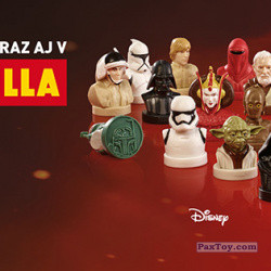 PaxToy Billa 2016 Star Wars Stempel   09