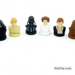 PaxToy Billa 2016 Star Wars Stempel   23