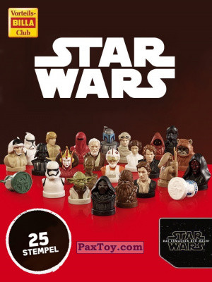 PaxToy Billa: Star Wars Stempel