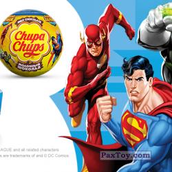 PaxToy Choco Balls   Лига Справедливости baner