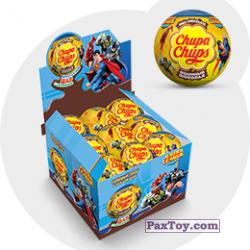 PaxToy Choco Balls   Лига Справедливости box
