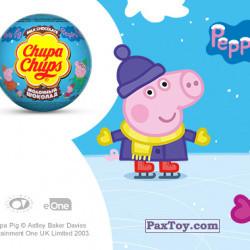 PaxToy Choco Balls   Свинка Пеппа. Зима baner