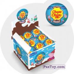 PaxToy Choco Balls   Свинка Пеппа. Зима box