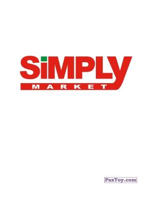 PaxToy Simply Market logo tax