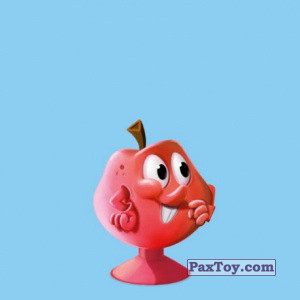 PaxToy.com - 01 ALMA из Lidl: Stikeez Friss Fejek