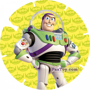 PaxToy.com - 01 - BUZZ LIGHTYEAR (TOY STORY) из Mega Image: Super Flizz 1