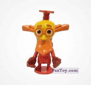 PaxToy.com - 01 Дедус из Choco Balls: Фиксики. Большой секрет