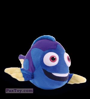 PaxToy.com  Мягкая игрушка 01 Дори из Корона: Плюшевая команда