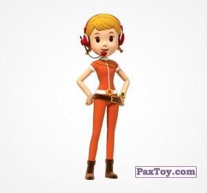 PaxToy.com - 01 Джин из Choco Balls: Робокар Поли