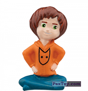 PaxToy.com  Фигурка 01 Джун из Глобус: Волшебный парк Джун