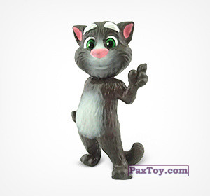 PaxToy.com - 01 Говорящий Том из Choco Balls: Говорящий Том и Друзья