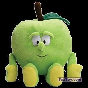 PaxToy.com - 01 JABŁKO ANTEK из Biedronka: Gang Swieżaków 1 - Pluszowe zabawki