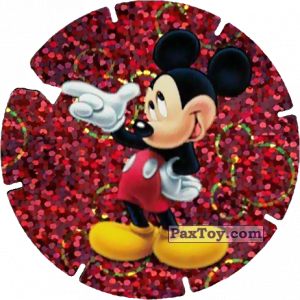 PaxToy.com - 01 Mickey (Mickey Mouse and His Friends) из Simply Market: Super Flizz 2