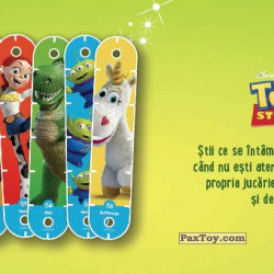 PaxToy 01 Toy Story (Mega Popstix)
