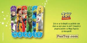PaxToy.com - 01 Toy Story (Mega Popstix) из Mega Image: Mega Popstix