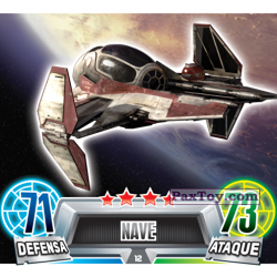 PaxToy 012 Jedi Starfighter