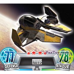 PaxToy 013 Jedi Starfighter