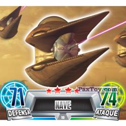 PaxToy 019 Geonosian Starfighter