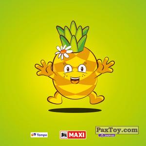 PaxToy.com - 02 Ananastasiju из Maxi: VitaKlinci 2 - Plišane Igračke