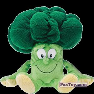 PaxToy.com - 02 BROKUŁ BARTEK из Biedronka: Gang Swieżaków 1 - Pluszowe zabawki