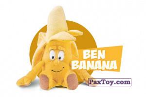 PaxToy.com - 02 Ben Banana из Lidl: Goodness Gang 2018