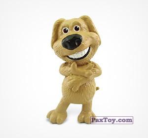 PaxToy.com - 02 Говорящий Бен из Choco Balls: Говорящий Том и Друзья