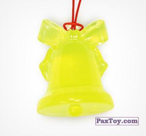 PaxToy.com - 02 Колокольчик из Choco Balls: Новогодняя коллекция 2015