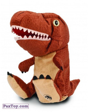 PaxToy.com - 02 T-Rex из Supermercados DIA: Jurassic World - Toys
