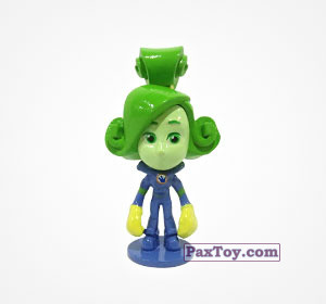 PaxToy.com  Фигурка 02 Верта из Choco Balls: Фиксики. Большой секрет