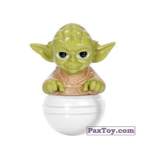 PaxToy.com - 02 Yoda из Carrefour: Star Wars Heroes y Villanos - Rollinz