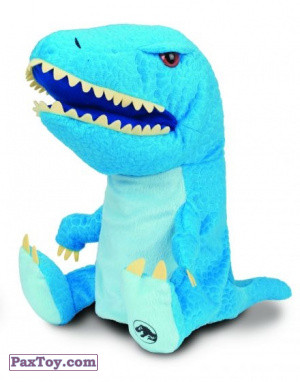 PaxToy.com - 03 Blue из Supermercados DIA: Jurassic World - Toys