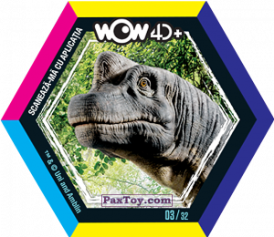 PaxToy.com - 03 Brahiozaur из Carrefour: Jurassic World