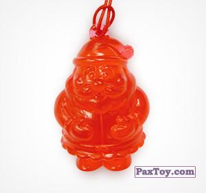 PaxToy.com - 03 Дед Мороз из Choco Balls: Новогодняя коллекция 2015