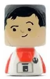 PaxToy.com - 03 Poe Dameron из Continente: Star Wars Force Attax Bustz