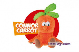 PaxToy.com - 04 Connor Carrot из Lidl: Goodness Gang 2018