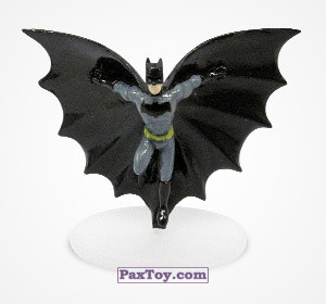 PaxToy.com - 04 Летящий Бэтмен из Choco Balls: Бэтмен против Супермена