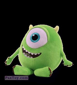 PaxToy.com  Мягкая игрушка 04 Майкл «Майк» Вазовский из Корона: Плюшевая команда