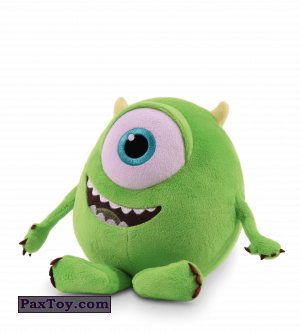 PaxToy.com - 04 Майкл «Майк» Вазовский из Корона: Плюшевая команда