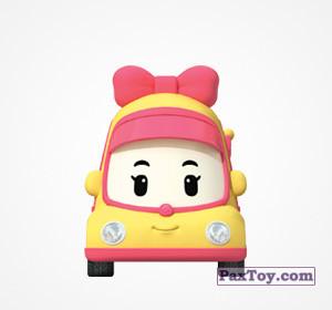 PaxToy.com - 04 Мини из Choco Balls: Робокар Поли