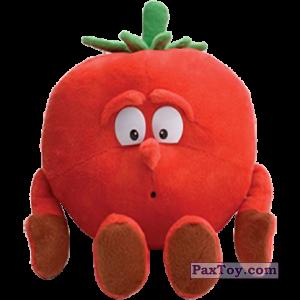 PaxToy.com - 04 POMIDOR PATRYK из Biedronka: Gang Swieżaków 1 - Pluszowe zabawki