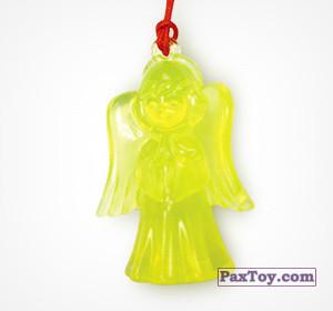 PaxToy.com - 04 Рождественский ангел из Choco Balls: Новогодняя коллекция 2015