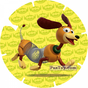 PaxToy.com - 04 - SLINKY DOG (TOY STORY) из Billa: Super Flizz 1