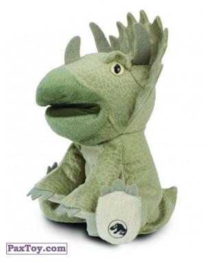 PaxToy.com - 04 Triceraptos из Supermercados DIA: Jurassic World - Toys