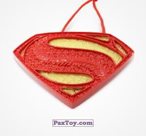 PaxToy.com - 05 Эмблема Супермена из Choco Balls: Бэтмен против Супермена