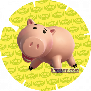 PaxToy.com - 05 - HAMM (TOY STORY) из Billa: Super Flizz 1