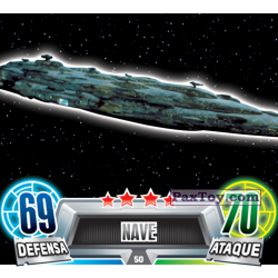 PaxToy 050 Crucero Estelar Mon Calamari